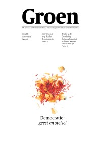 Groen december 2018: Democratie